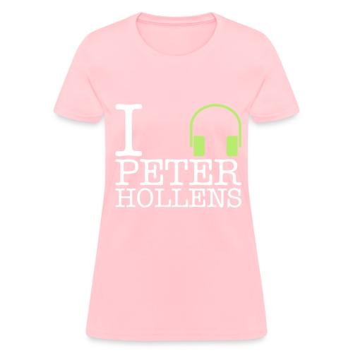 I listen to... - Women's T-Shirt