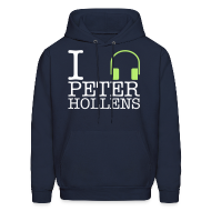 Hoodies ~ Men's Hooded Sweatshirt ~ I listen to...