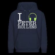 Hoodies ~ Men's Hoodie ~ I listen to...