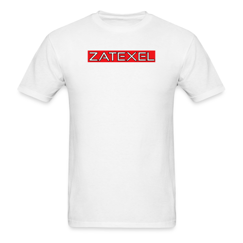 Z-preme White Shirt - Men's T-Shirt