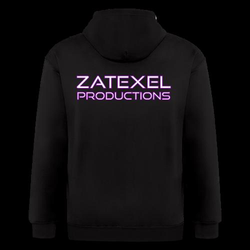 Zatexel Zip Hoodie - Men's Zip Hoodie