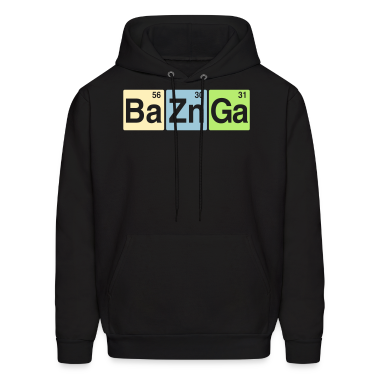 Ba Zn Ga Hoodies