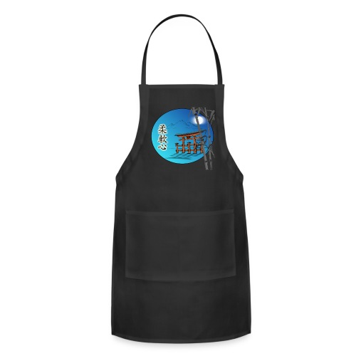 Ju Nan Shin Apron - Adjustable Apron