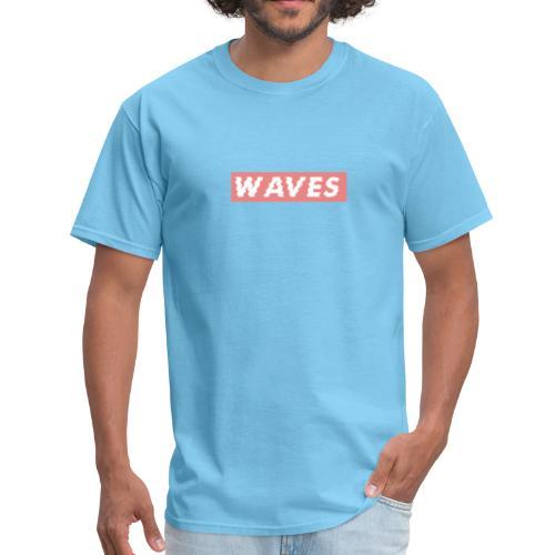 Ocean Waves - Men's T-Shirt