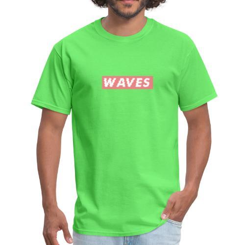 Nick At Night Waves - Men's T-Shirt