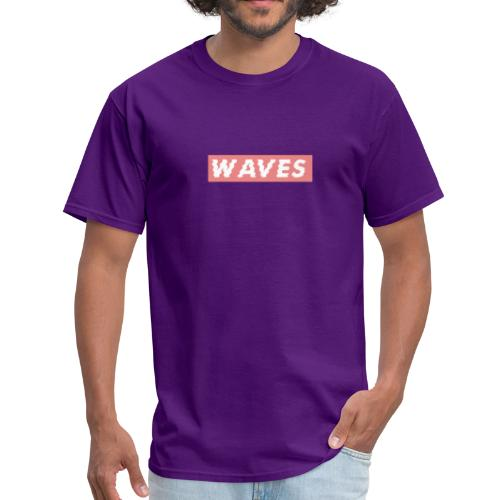 Purp Waves - Men's T-Shirt