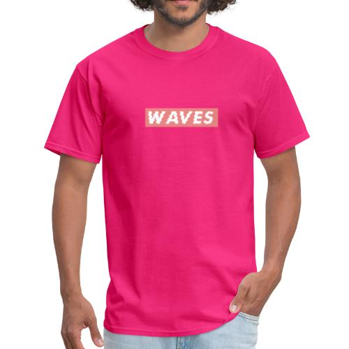 Pinky And The Waves - Men's T-Shirt