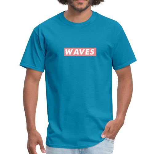 Blueberry Waves - Men's T-Shirt
