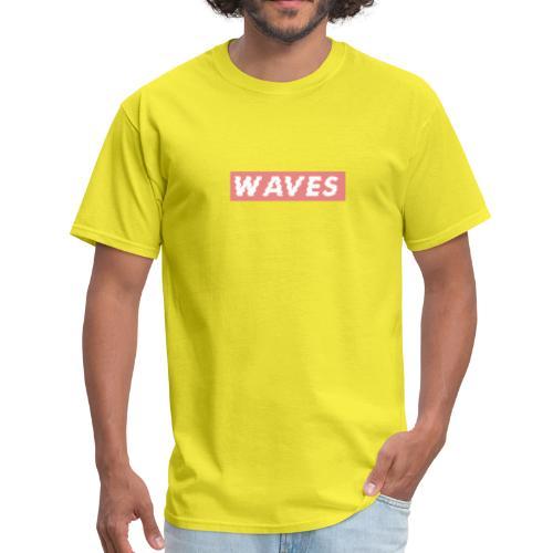 Lemon Waves - Men's T-Shirt