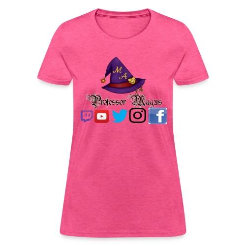 Professor Magus T-Shirt (Women) - Women's T-Shirt