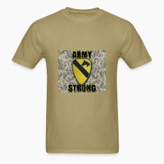 Army Strong - 1st Cavalry