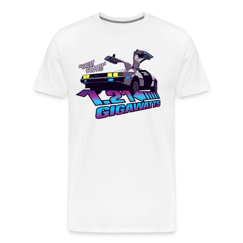 1.21 Gigawatts - Men's Premium T-Shirt