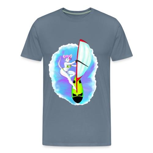 Surf Mouse - Men's Premium T-Shirt