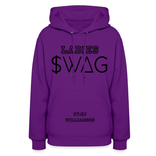 Women's Hoodie - kj williamson