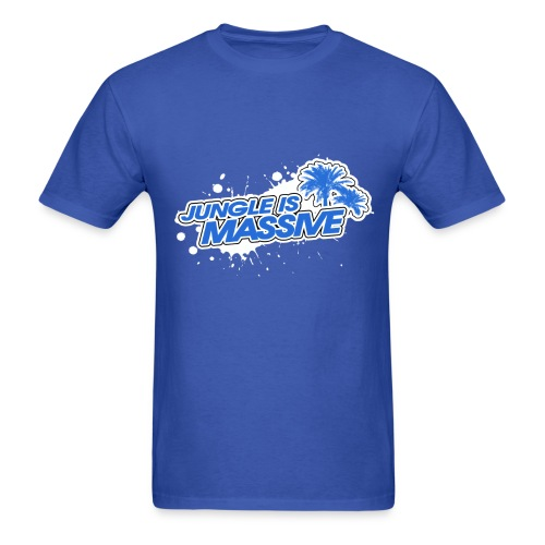 Jungle is MASSIVE! - Men's T-Shirt