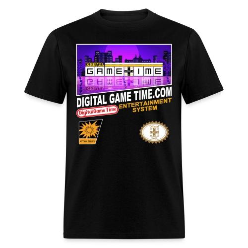 Digital Game Time Staff Press - Men's T-Shirt