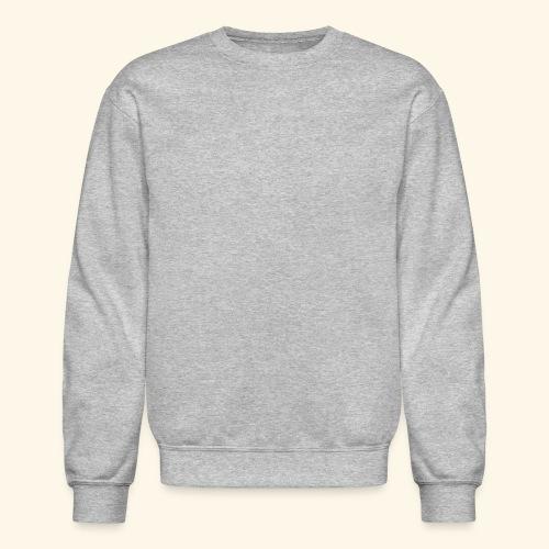 Classic Crew Neck Sweatshirt - Crewneck Sweatshirt
