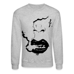 Heavy Smoke - Crewneck Sweatshirt