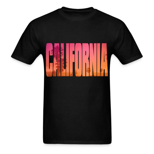 California Tee - Men's T-Shirt