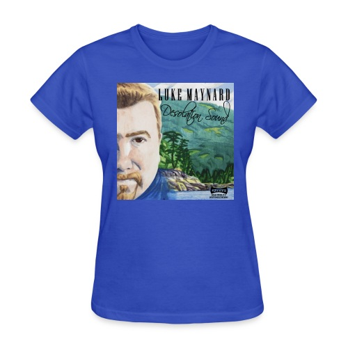 Luke Maynard - Desolation Sound Cover - Men's Tee - Women's T-Shirt