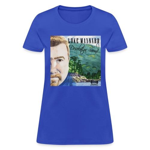Luke Maynard - Desolation Sound Cover - Women's Tee - Women's T-Shirt