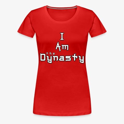 Dynas-Tee (Women's) - Women's Premium T-Shirt
