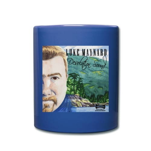 Luke Maynard - Desolation Sound Mug - Full Color Mug