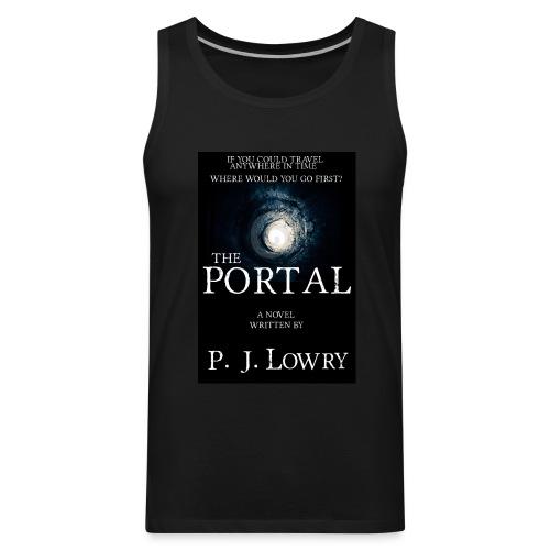The Portal Muscle Shirt - Men's Premium Tank