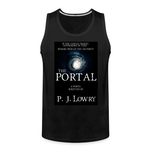 The Portal Muscle Shirt - Men's Premium Tank