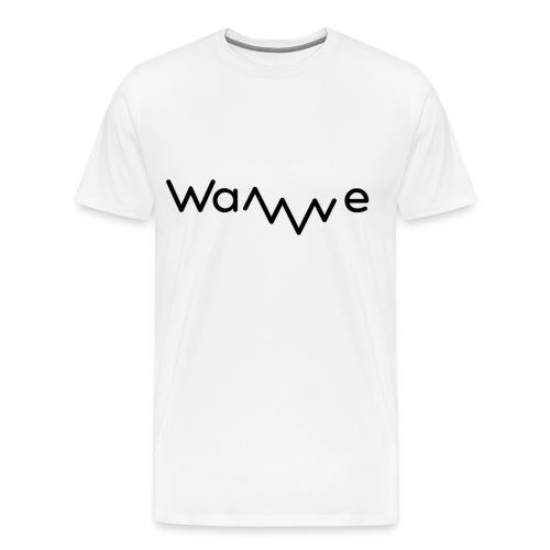 Mens Wave T-Shirt - Men's Premium T-Shirt
