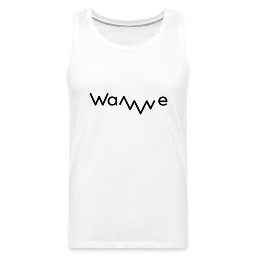 Mens Wave Tank Top - Men's Premium Tank