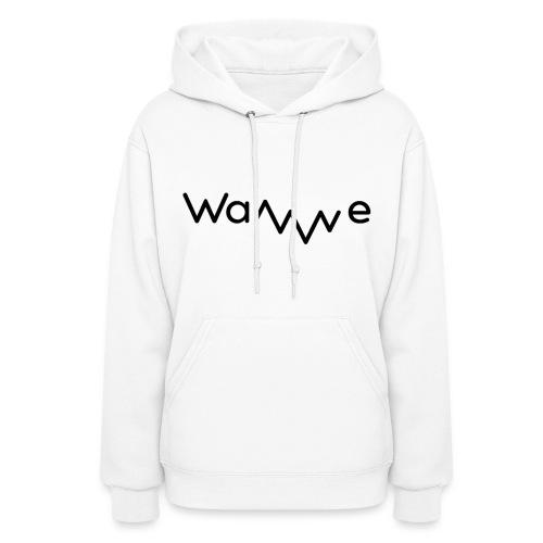 Womens Wave Hoodie - Women's Hoodie