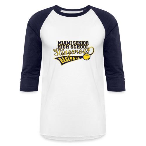 MHS Stingaree Baseball Shirt - Baseball T-Shirt