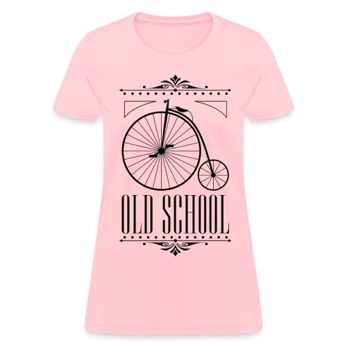 Old School W - Women's T-Shirt