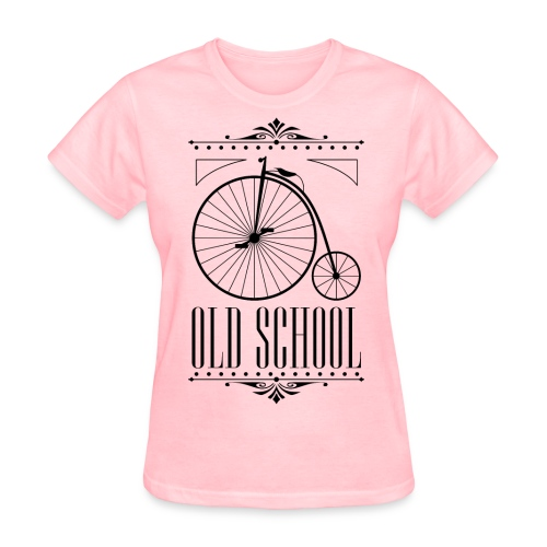 Old School W - Women's T-Shirt