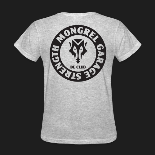 MGS DE Club - Women's T-Shirt