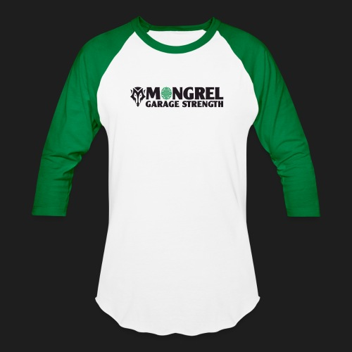 MGS Knot 3/4 - Baseball T-Shirt