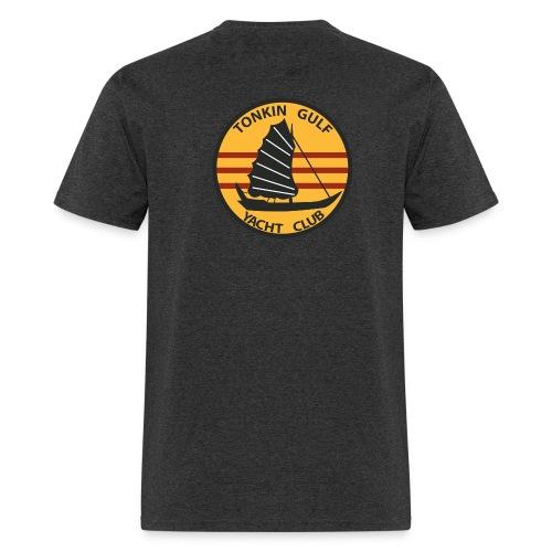 USS AMERICA CVA-66 TONKIN GULF YACHT CLUB - Men's T-Shirt