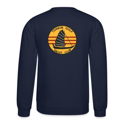 USS AMERICA CVA-66 TONKIN GULF YACHT CLUB SWEATSHIRT - Crewneck Sweatshirt