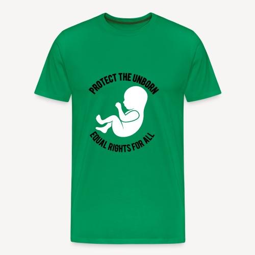 PROTECT THE UNBORN - Men's Premium T-Shirt