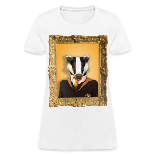 Women's Hufflepuff Badger Student - Women's T-Shirt