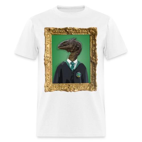 Men's Slytherin Snake Student - Men's T-Shirt