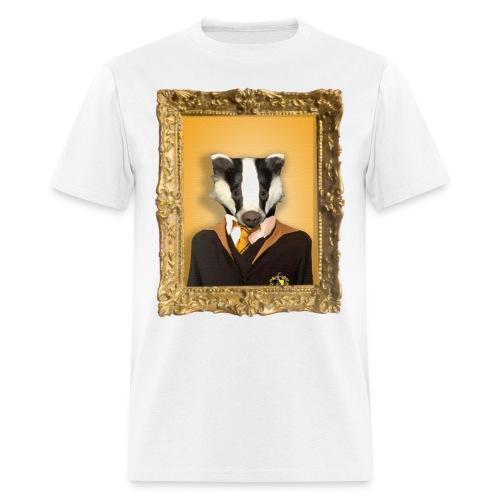 Men's Hufflepuff Badger Student - Men's T-Shirt