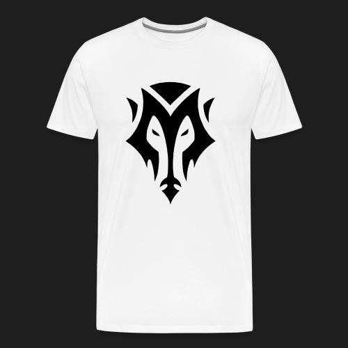MGS Dog Logo - Men's Premium T-Shirt