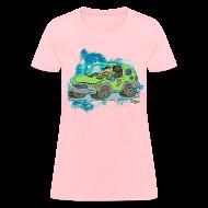 T-Shirts ~ Women's T-Shirt ~ Ongher's UFO