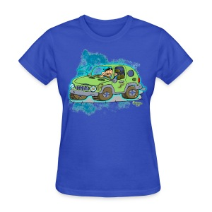 Ongher's UFO - Women's T-Shirt