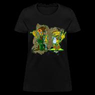 Women's T-Shirts ~ Women's T-Shirt ~ Ongher's UFO
