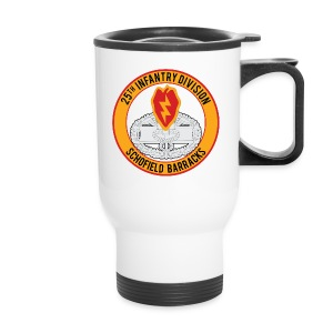 25th Infantry CFMB - Travel Mug