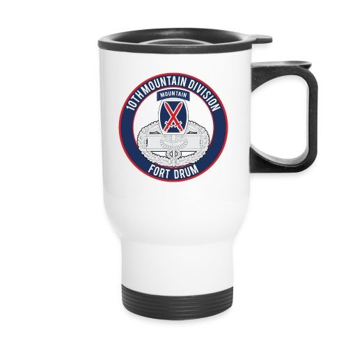 10th Mountain CFMB - Travel Mug