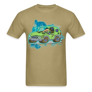 Ongher's UFO - Men's T-Shirt
